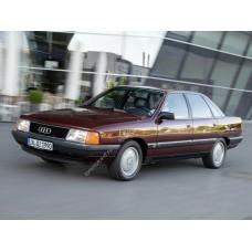 Силиконовая тонировка на статике для Audi 100 1983-1991