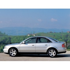 Силиконовая тонировка на статике для Audi A4 1995-2000