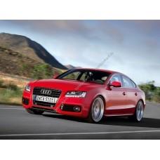 Силиконовая тонировка на статике для Audi A5 хэтчбек 2007-2016