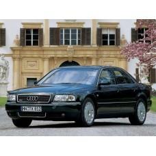 Силиконовая тонировка на статике для Audi A8 D2 1994-2001