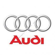 Гибридная жесткая съемная тонировка для Audi
