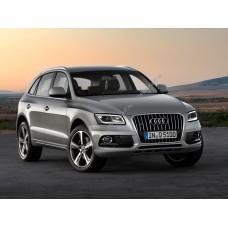 Силиконовая тонировка на статике для Audi Q5