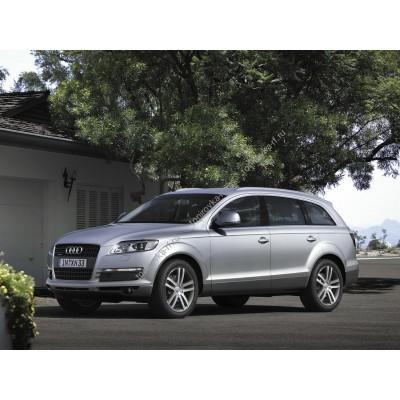 Купить силиконовую тонировку на статике для Audi Q7 2005-2015 можно в магазине Тонировка-РФ.ру