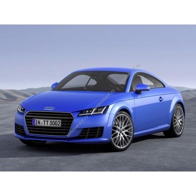 Купить силиконовую тонировку на статике для Audi TT 3 поколение, 8S (10.2014 - н.в.) можно в магазине Тонировка-РФ.ру