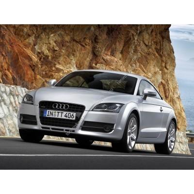 Купить силиконовую тонировку на статике для Audi TT 2 поколение, 8J (04.2006 - 2014) можно в магазине Тонировка-РФ.ру