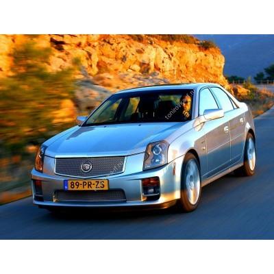Купить силиконовую тонировку на статике для Cadillac CTS седан 2002-2007 можно в магазине Тонировка-РФ.ру