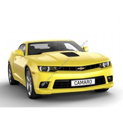 Купить силиконовую тонировку на статике для Chevrolet Camaro 2009-2015 5 пок. coupe можно в магазине Тонировка-РФ.ру