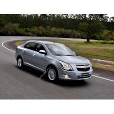 Силиконовая тонировка на статике для Chevrolet Cobalt