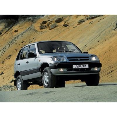 Купить силиконовую тонировку на статике для Chevrolet Niva можно в магазине Тонировка-РФ.ру
