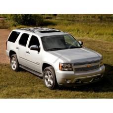 Силиконовая тонировка на статике для Chevrolet Tahoe 3 поколение, GMT900 (12.2006 - 10.2014)
