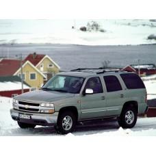 Силиконовая тонировка на статике для Chevrolet Tahoe 2 поколение, GMT800 (12.1999 - 02.2007)