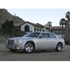 Силиконовая тонировка на статике для Chrysler 300C