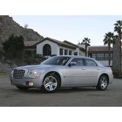 Купить силиконовую тонировку на статике для Chrysler 300C можно в магазине Тонировка-РФ.ру
