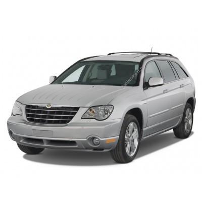 Купить силиконовую тонировку на статике для Chrysler Pacifica 1 поколение, CS (2003-2007) можно в магазине Тонировка-РФ.ру