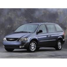 Силиконовая тонировка на статике для Chrysler Voyager 2000, минивэн, 4 поколение, RG (10.2000 - 05.2004)