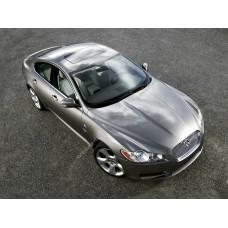 Cиликоновая тонировка на статике для Jaguar XF 2007-2016