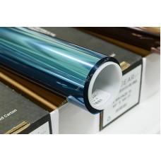 Зеркальная тонировочная пленка SunGear R Blue 15%, рулон 30.5м