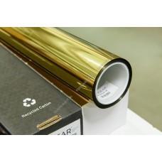 Зеркальная тонировочная пленка SunGear R Gold 15%, рулон 30.5м
