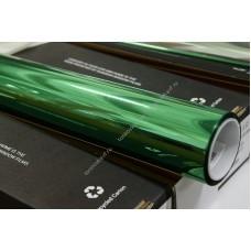 Зеркальная тонировочная пленка SunGear R Green 15%, рулон 30.5м