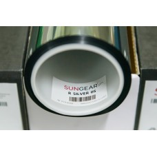 Зеркальная тонировочная пленка SunGear R Silver, рулон 30.5м