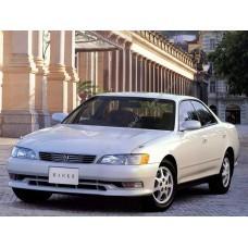 Силиконовая тонировка на статике для Toyota Mark II 90 1992-1996