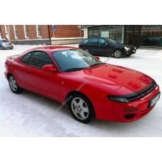 Силиконовая тонировка на статике для Toyota Celica 1993-1999