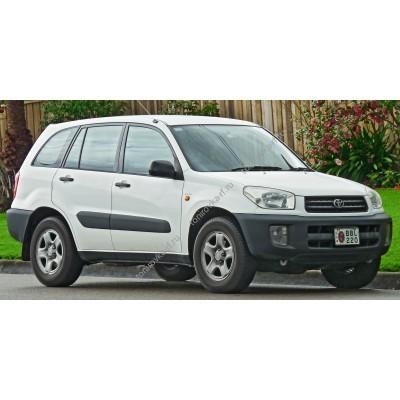 Купить силиконовую тонировку на статике для Toyota Rav 4 II поколение, CA20 2000-2005 можно в магазине Тонировка-РФ.ру