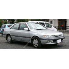 Силиконовая тонировка на статике для Toyota Carina 1996-2001