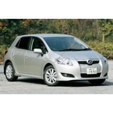 Силиконовая тонировка на статике для Toyota Auris 1 поколение, E150 2006-2012