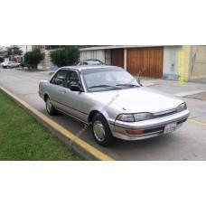Силиконовая тонировка на статике для Toyota Сarina 1992-1996