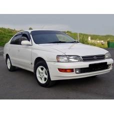 Силиконовая тонировка на статике для Toyota Corona 1992-1997