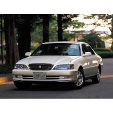 Силиконовая тонировка на статике для Toyota Сresta 100 1996-2001