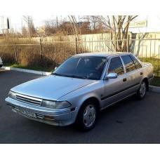 Силиконовая тонировка на статике для Toyota Carina 1985-1989