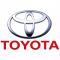Комплект съемной силиконовой тонировки для Toyota
