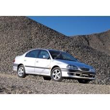 Силиконовая тонировка на статике для Toyota Avensis 1 поколение, T220 (10.1997 - 2003)
