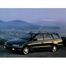 Силиконовая тонировка на статике для Toyota Сaldina T190 1992-1997