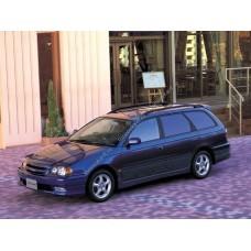 Силиконовая тонировка на статике для Toyota Сaldina T210 1997-2002