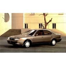Силиконовая тонировка на статике для Toyota Camry V40 1994-1998 4 поколение