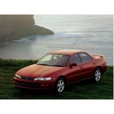 Силиконовая тонировка на статике для Toyota Carina ED 1993-1998