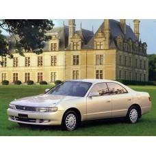 Силиконовая тонировка на статике для Toyota Chaser X90 1992-1996