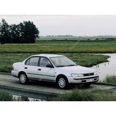 Силиконовая тонировка на статике для Toyota Corolla 1991-1995