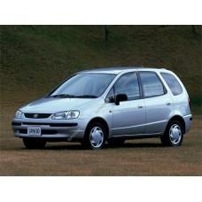 Силиконовая тонировка на статике для Toyota Corolla Spacio 1997-2001
