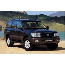 Силиконовая тонировка на статике для Toyota Land Cruiser 100 1998-2007