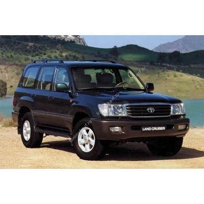 Купить силиконовую тонировку на статике для Toyota Land Cruiser 100 1998-2007 можно в магазине Тонировка-РФ.ру