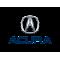 Комплект съемной силиконовой тонировки для Acura