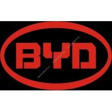 Комплект классической обычной тонировки для BYD
