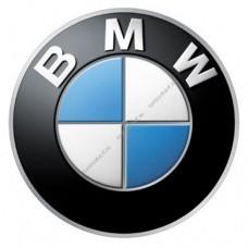 Каркасные автошторки на BMW
