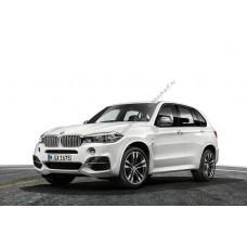 Силиконовая тонировка на статике для BMW X5 F15 2013-2018
