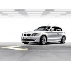 Силиконовая тонировка на статике для BMW 1 E81 1 поколение 3D 2007-2013