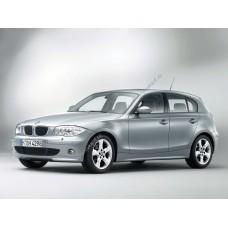 Силиконовая тонировка на статике для BMW 1 E87 1 поколение 5d 2004-2011